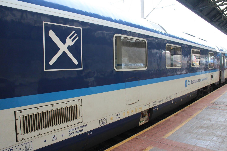 Dresden to Prague Train - First Class Flexible
